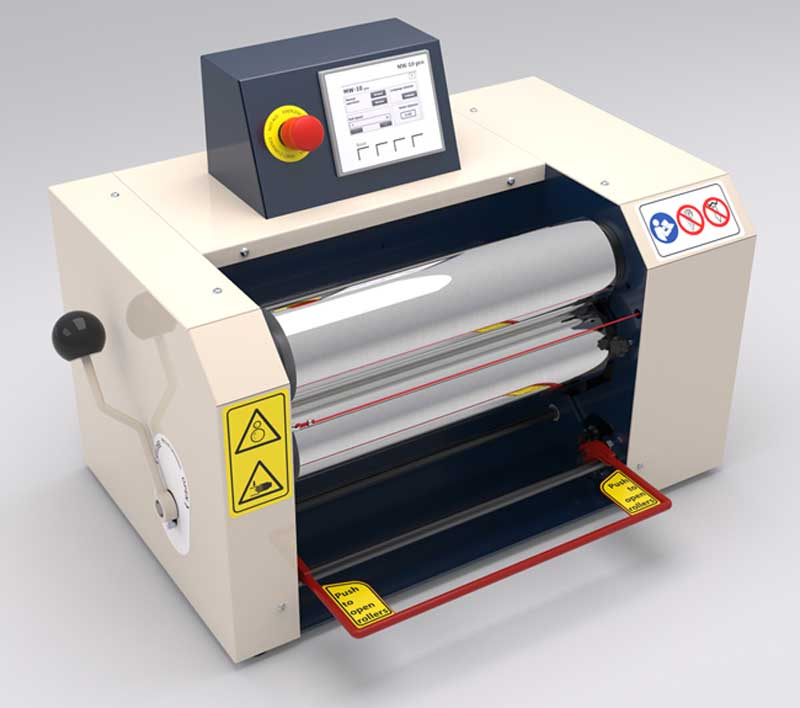 Pro Desk-top Electric Roll Mill